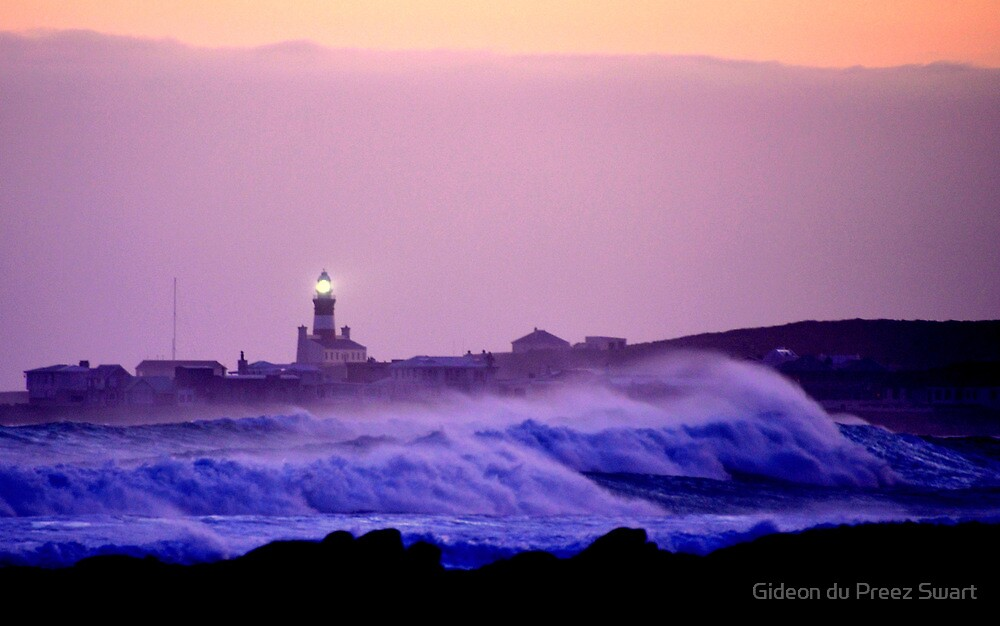 Cape Agulhas.South Africa. by Gideon du Preez Swart