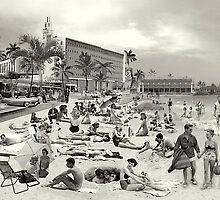 La Verne Beach - 1958 by PrivateVices