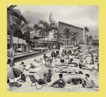 La Verne Beach - 1958 One Piece - Short Sleeve