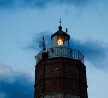 Creepy Lighthouse Sticker