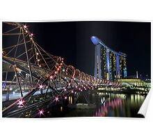 Helix Bridge Poster