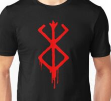 Berserk Sacrifice Emblem with blood Unisex T-Shirt