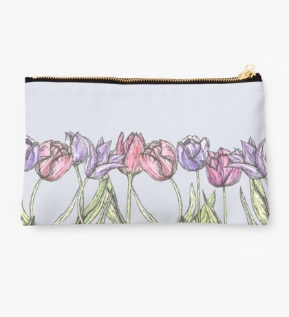 Field of Tulips Studio Pouch