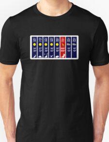 Dinosaur Extinction Weather Forecast Unisex T-Shirt