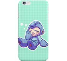 Sleepy Megaman iPhone Case/Skin