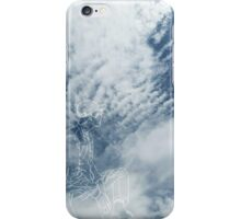 V and the Sky iPhone Case/Skin