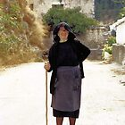 Village Lady by Francis Drake