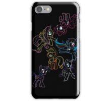 Mane 6 iPhone Case/Skin