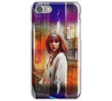 stratosphere girl iPhone Case/Skin