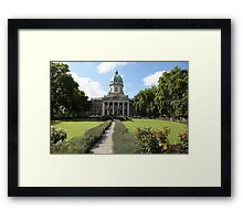 The Imperial War Museum Framed Print