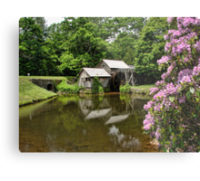 Iconic Mabry's Mill Metal Print