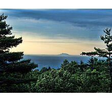Blue Ridge Parkway View Photographic Print