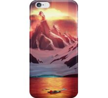 Breathtaking Desolation iPhone Case/Skin