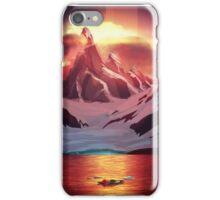 Breathtaking Desolation iPhone Case/Skin