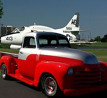 1948 Chevrolet Custom Pickup Truck by TeeMack