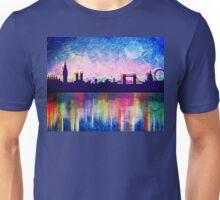 London in blue  Unisex T-Shirt
