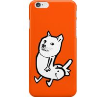 Doge Dickbutt iPhone Case/Skin