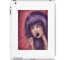Lollipop Doll iPad Case/Skin