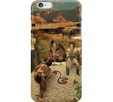 Gay West iPhone Case/Skin