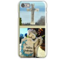 All Saint's Day iPhone Case/Skin