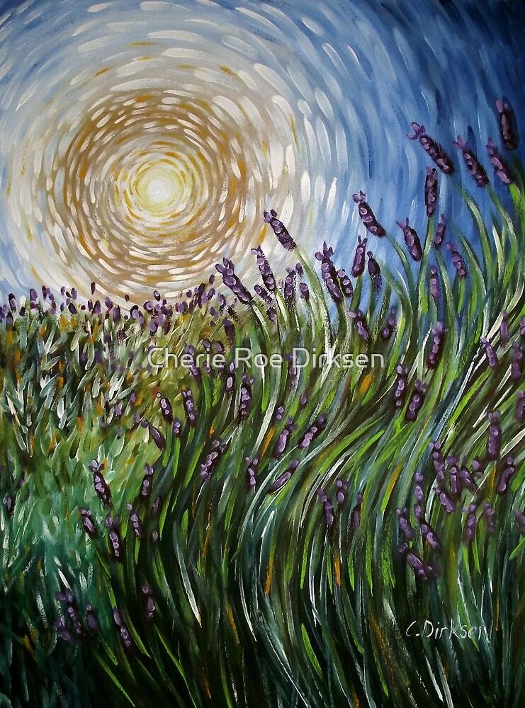 Lavender in Motion by Cherie Roe Dirksen
