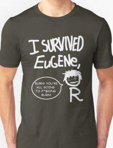 I Survived Eugene, OR Unisex T-Shirt