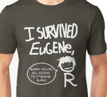 I Survived Eugene, OR Unisex T-Shirt