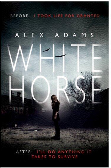 White Horse - Alex Adams by Nikki Smith