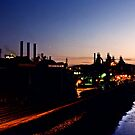 Blast furnaces - Bethlehem Pa. by djphoto
