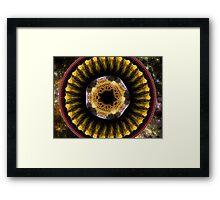 Flower From Planet X Framed Print