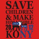 KONY 2012 | Save Children by mrtdoank