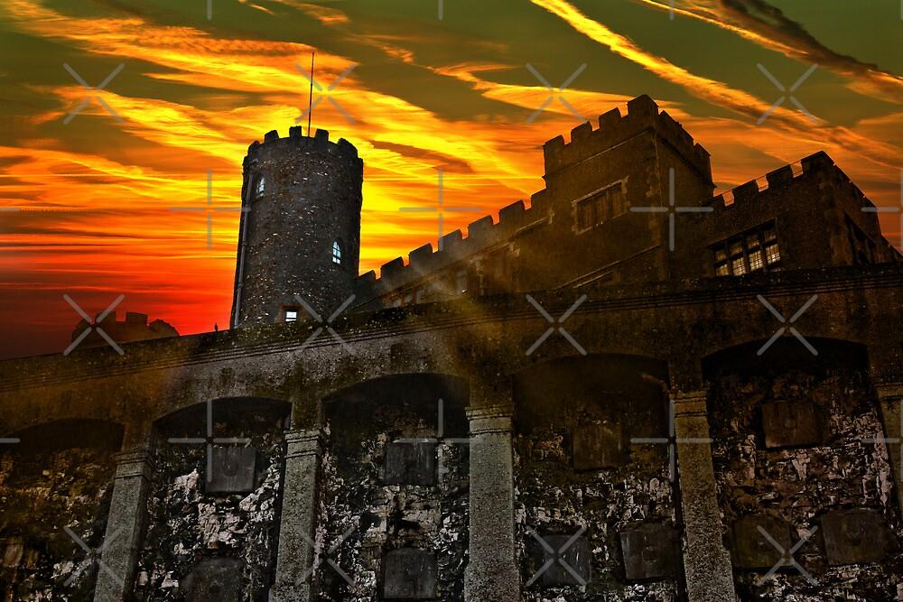 Castle High by Geoff Carpenter
