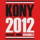 KONY 2012 | Make Him Visible by mrtdoank