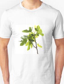 Fig tree. Unisex T-Shirt