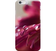 Steady drop iPhone Case/Skin