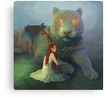 Altai Princess 1.0 Canvas Print