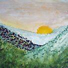 Blue Ridge Sun by JRobinWhitley