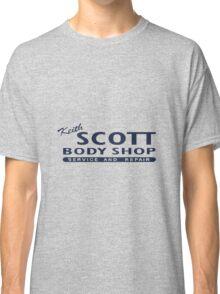 Keith Scott Body Shop Classic T-Shirt