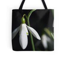 Snow Drop #1 Tote Bag