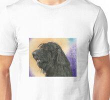 Black Labradoodle Unisex T-Shirt