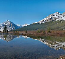 Mt. Jimmy Simpson by Darbs