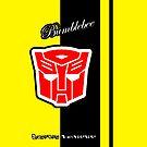 TFA Bumblebee IPhone by autobotchari