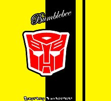 TFA Bumblebee IPhone by autobotchari