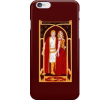The Golden Twins iPhone Case/Skin