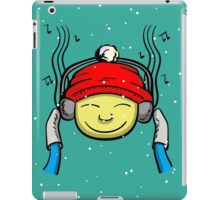 Music And Boy iPad Case/Skin