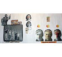 JOAN VOLLMER'S REVENGE AGAINST BILL Photographic Print