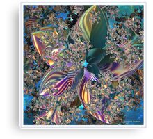 MYSTICAL VOYAGE Canvas Print