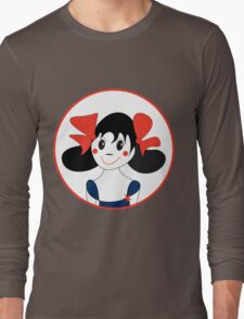 Happy Girl Long Sleeve T-Shirt