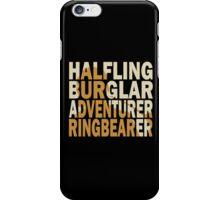 Bilbo iPhone Case/Skin