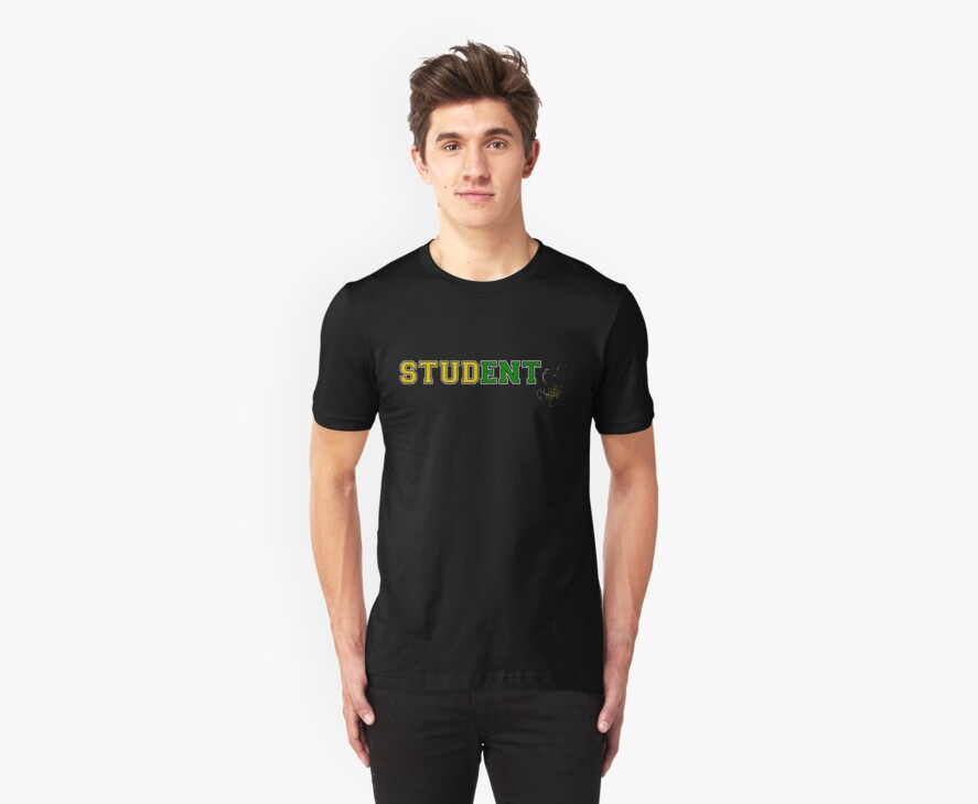 Reddit Student Ent Trees Shirt by lickquid